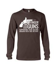 Gun lover Tshirt Long Sleeve Tee thumbnail