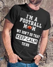 I'm a Football Mom  Classic T-Shirt lifestyle-mens-crewneck-front-4