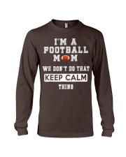 I'm a Football Mom  Long Sleeve Tee thumbnail