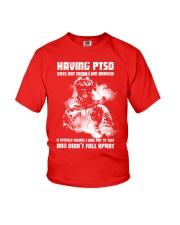 Having PTSD Does Not Mean I Am Broken  Youth T-Shirt thumbnail