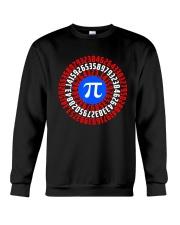 Captain Pi T-shirt Math Superhero Crewneck Sweatshirt thumbnail