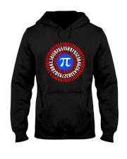 Captain Pi T-shirt Math Superhero Hooded Sweatshirt thumbnail
