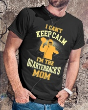 Quarterback Mom T-Shirt Football Classic T-Shirt lifestyle-mens-crewneck-front-4