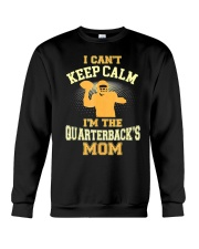 Quarterback Mom T-Shirt Football Crewneck Sweatshirt thumbnail