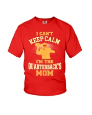 Quarterback Mom T-Shirt Football Youth T-Shirt tile