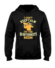 Quarterback Mom T-Shirt Football Hooded Sweatshirt thumbnail