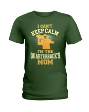 Quarterback Mom T-Shirt Football Ladies T-Shirt thumbnail