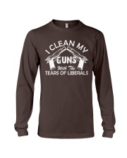 I Clean My Gun Long Sleeve Tee thumbnail