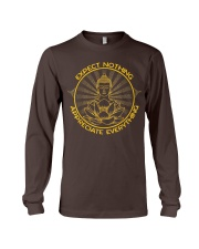 Fun Buddha T-shirt Long Sleeve Tee thumbnail