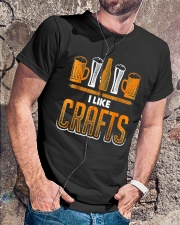Craft Beer Lover T-Shirt Classic T-Shirt lifestyle-mens-crewneck-front-4