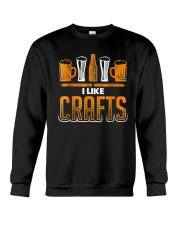 Craft Beer Lover T-Shirt Crewneck Sweatshirt thumbnail