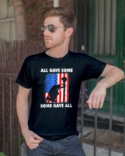 All Gave Some Some Gave All T-Shirt  Classic T-Shirt lifestyle-mens-crewneck-front-2
