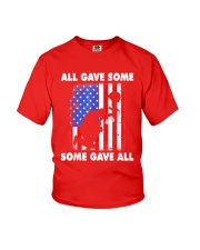 All Gave Some Some Gave All T-Shirt  Youth T-Shirt thumbnail