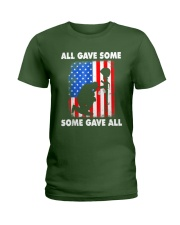 All Gave Some Some Gave All T-Shirt  Ladies T-Shirt thumbnail