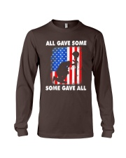 All Gave Some Some Gave All T-Shirt  Long Sleeve Tee thumbnail