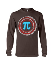 Pi Spiral Novelty Shirt Long Sleeve Tee thumbnail