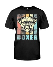 Boxer Dog Gifts Lover Gift TShirt Classic T-Shirt front