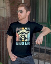 Boxer Dog Gifts Lover Gift TShirt Classic T-Shirt lifestyle-mens-crewneck-front-2
