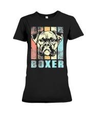 Boxer Dog Gifts Lover Gift TShirt Premium Fit Ladies Tee thumbnail