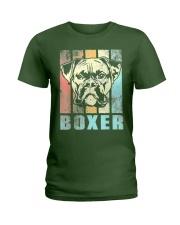 Boxer Dog Gifts Lover Gift TShirt Ladies T-Shirt thumbnail