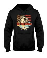 Reel Cool Grandad Shirt Funny Fishing Father's Day Hooded Sweatshirt thumbnail
