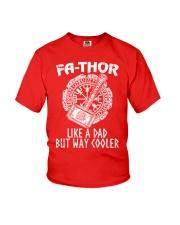 Fa-Thor Like A Dad Tshirt Youth T-Shirt thumbnail