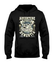 Adventure Before Dementia Old Man Hooded Sweatshirt thumbnail