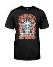 Motorcycle Mens T-Shirt Classic T-Shirt front