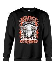 Motorcycle Mens T-Shirt Crewneck Sweatshirt thumbnail