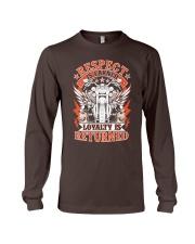 Motorcycle Mens T-Shirt Long Sleeve Tee thumbnail