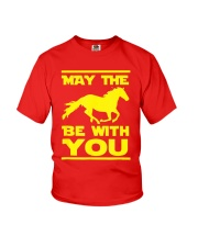 May The Horse Be With U You Youth T-Shirt thumbnail