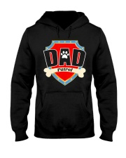 Funny Dad Patrol T-Shirt Hooded Sweatshirt thumbnail