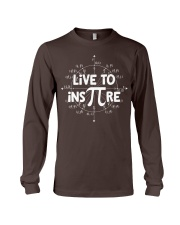 Live to Inspire Pi Day T Shirt Long Sleeve Tee thumbnail