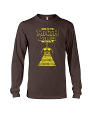 Come To The Math Side We Have Pi - Math Geek Long Sleeve Tee thumbnail