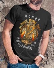 Valhalla Valknut Odin Strength Classic T-Shirt lifestyle-mens-crewneck-front-4