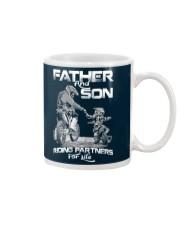 Father And Son - Riding Partners For Life Mug thumbnail