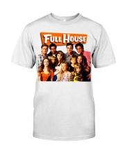 full house Classic T-Shirt front