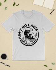 Trevor Wallace White Claw Shirt Ain't No Laws Classic T-Shirt lifestyle-mens-crewneck-front-19