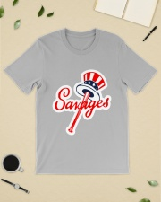 Tommy Kahnle on Yanks savages mantra Shirt Classic T-Shirt lifestyle-mens-crewneck-front-19