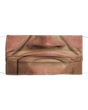Tea2307 Cloth face mask front