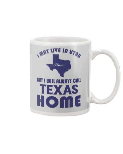Live in Utah But Call Texas Home
