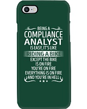 Compliance Analyst Phone Case thumbnail