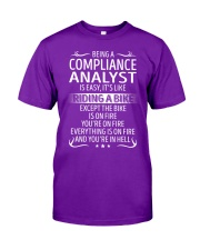 Compliance Analyst Classic T-Shirt tile