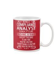 Compliance Analyst Mug thumbnail