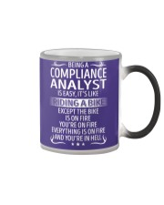 Compliance Analyst Color Changing Mug thumbnail