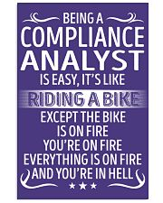 Compliance Analyst Vertical Poster tile