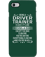 Driver Trainer Phone Case thumbnail
