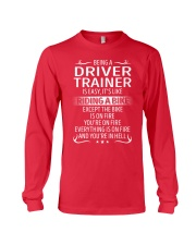 Driver Trainer Long Sleeve Tee thumbnail