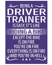 Driver Trainer 11x17 Poster thumbnail