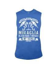 MIRAGLIA - Veins Name Shirts Sleeveless Tee thumbnail